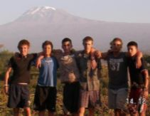 1st Bulawayo Pioneer scout Expedition to Mt Kilimanjaro 16th Dec 2010